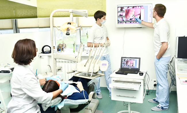 цифровая стоматология в Уфе